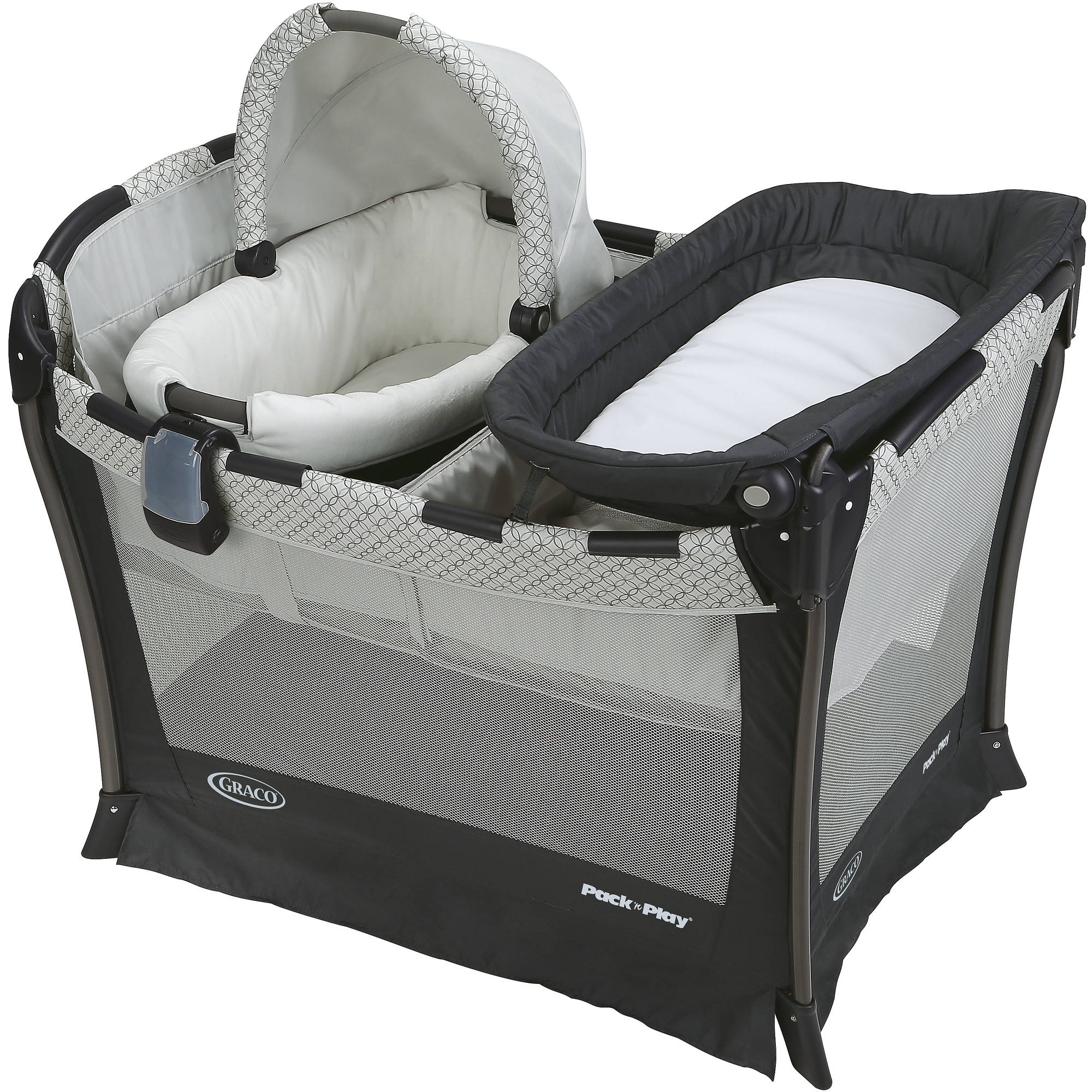 Graco Pack 'n Play Day2Night Sleep System Bassinet, McKinley by Graco