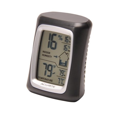 Best AcuRite Digital Humidity and Temperature Monitor 00325 deal