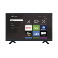 Deals on RCA 50-in Class 4K Roku Smart HDR LED TV