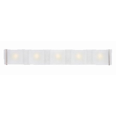 Orren Ellis Sagunto 5 Light Bath Bar