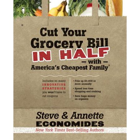 Cut Your Grocery Bill in Half with America's Cheapest Family - eBook](Cheapest Place For School Supplies)