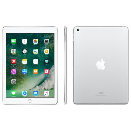 Best Apple iPad (5th Generation) 32GB Wi-Fi Silver deal