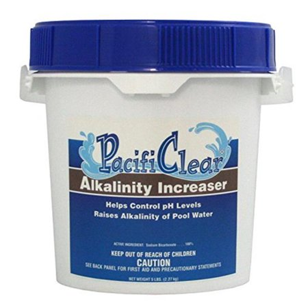 Water Techniques F085005040PC Alkalinity Increaser - 5 lbs Pail - image 1 of 1