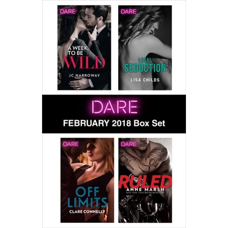 Harlequin Dare February 2018 Box Set - eBook