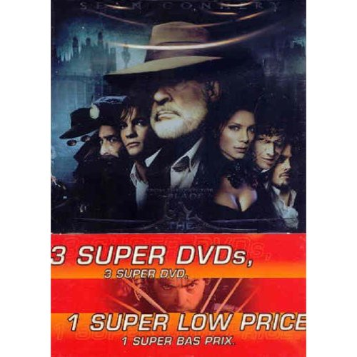 X2: X-Men United / Daredevil / The League Of Extraordinary Gentlemen (Widescreen)