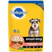 Senior Dry Dog Food 14.5 lbs., USA, Brand Pedigree