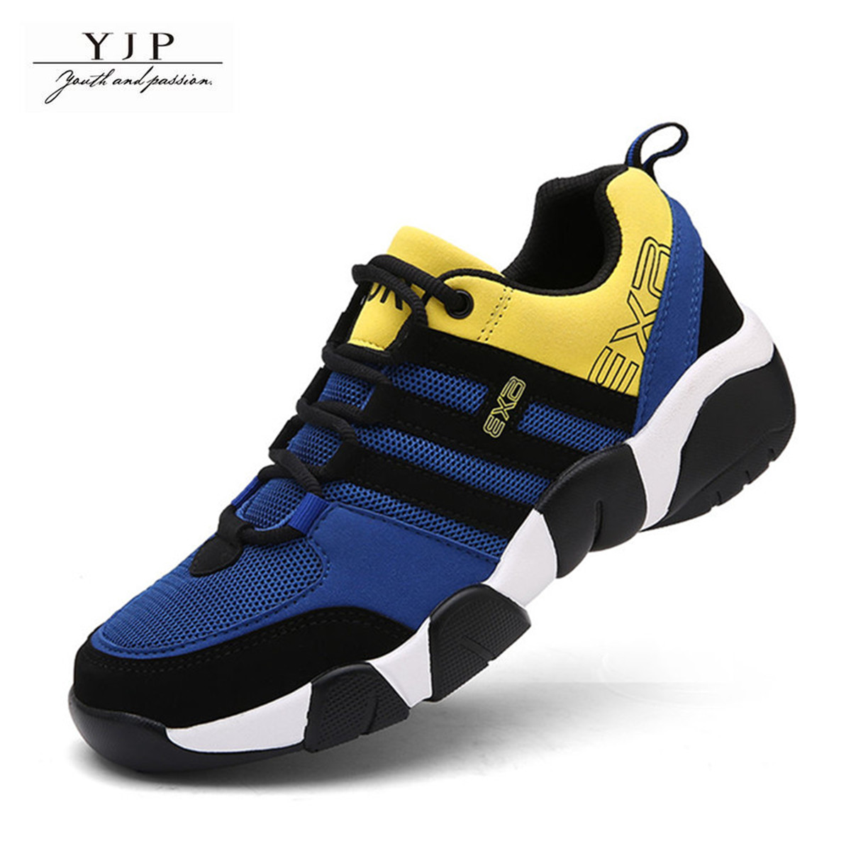 YJP Men's Sneakers Athletic Running