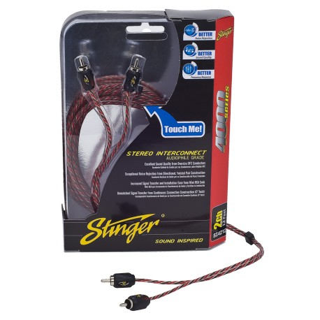 Stinger SI426 6ft 4000 2ch Directional Twisted