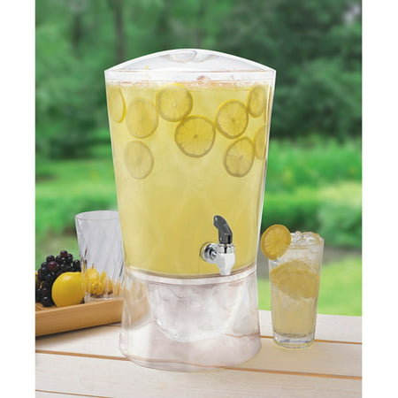 Creative Bath 3-Gallon Sculptured Beverage Dispenser
