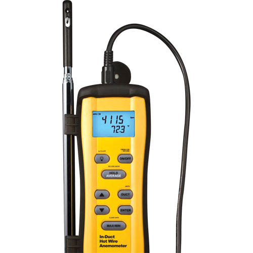Fieldpiece STA2 In-Duct Hot-wire Anemometer by Fieldpiece