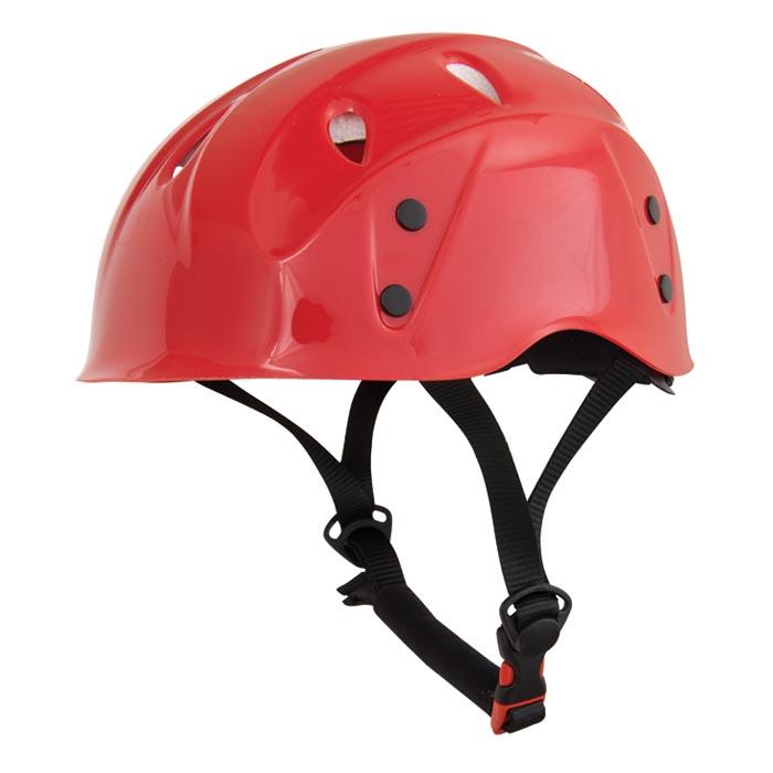 Rock Master Helmet-Color:Red