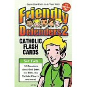 Friendly Defenders 2: Catholic Flash Cards (Other)