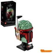 LEGO Star Wars Boba Fett Helmet 75277 Building Kit; Cool Collectible Star Wars Character Building Set (625 Pieces)