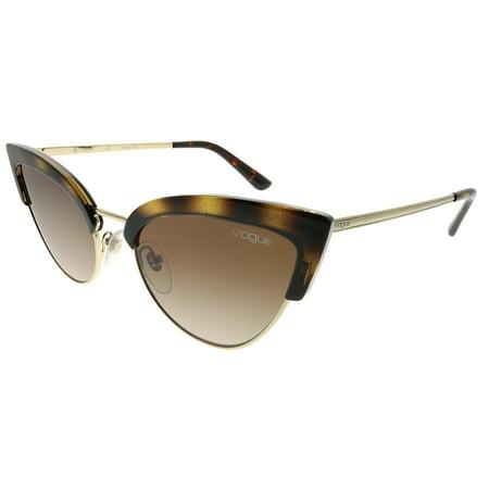 Vogue Eyewear  VO 5212S W65613 Womens  Cat-Eye Sunglasses (Vogue Cat Eye)