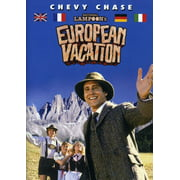 National Lampoon's European Vacation by WARNER HOME ENTERTAINMENT