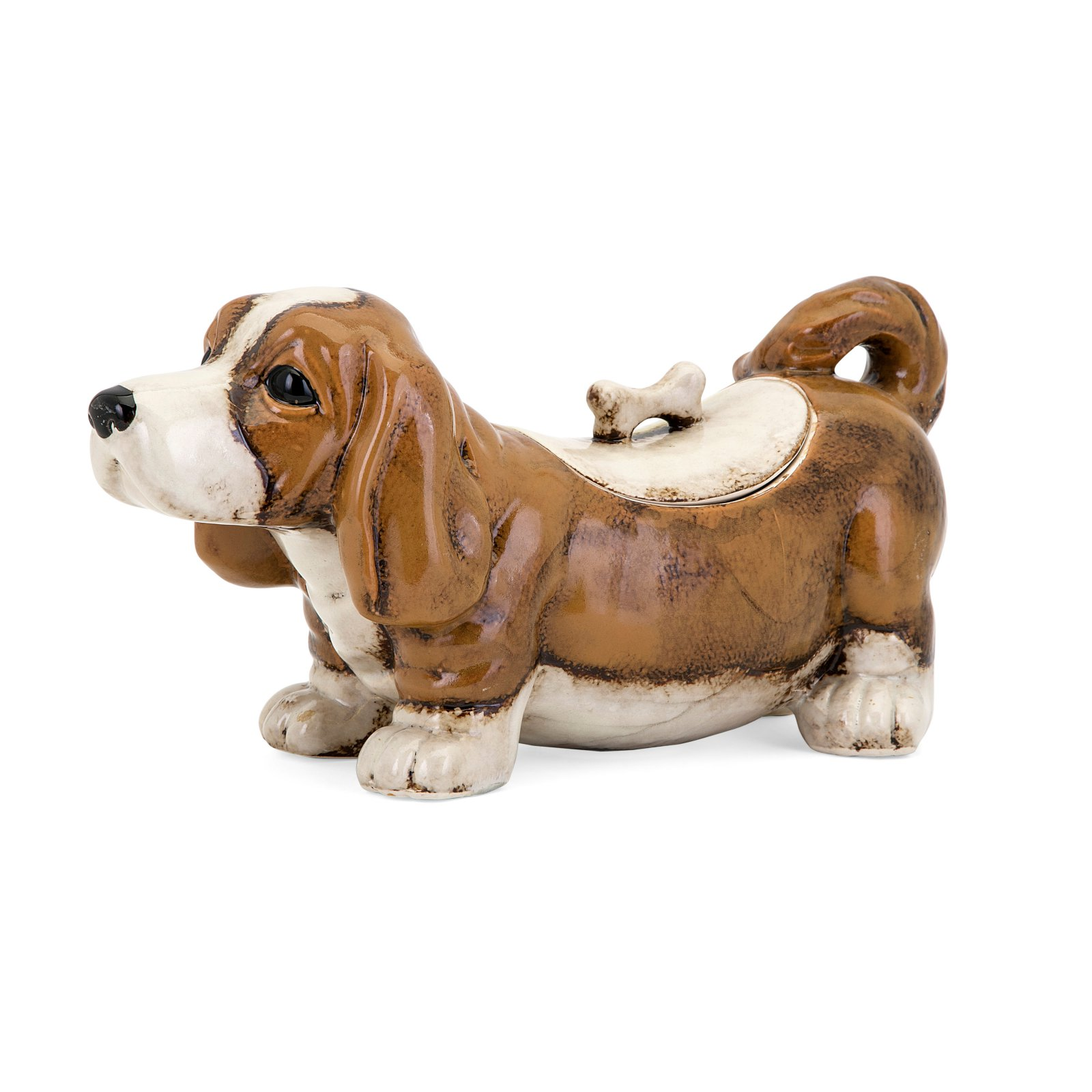 Click here to buy Imax Bently the Dog Cookie Jar by IMAX Corporation.