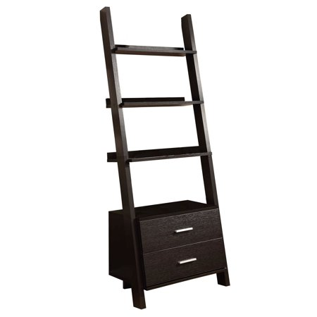 (Monarch 4-Shelf Bookcase - 69