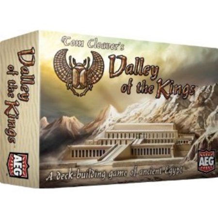 Image of Valley of The Kings Board Game Multi-Colored