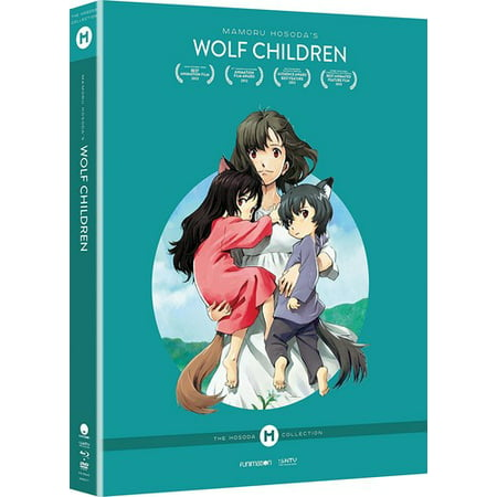 Wolf Children: Hosoda Collection (Blu-ray + DVD)