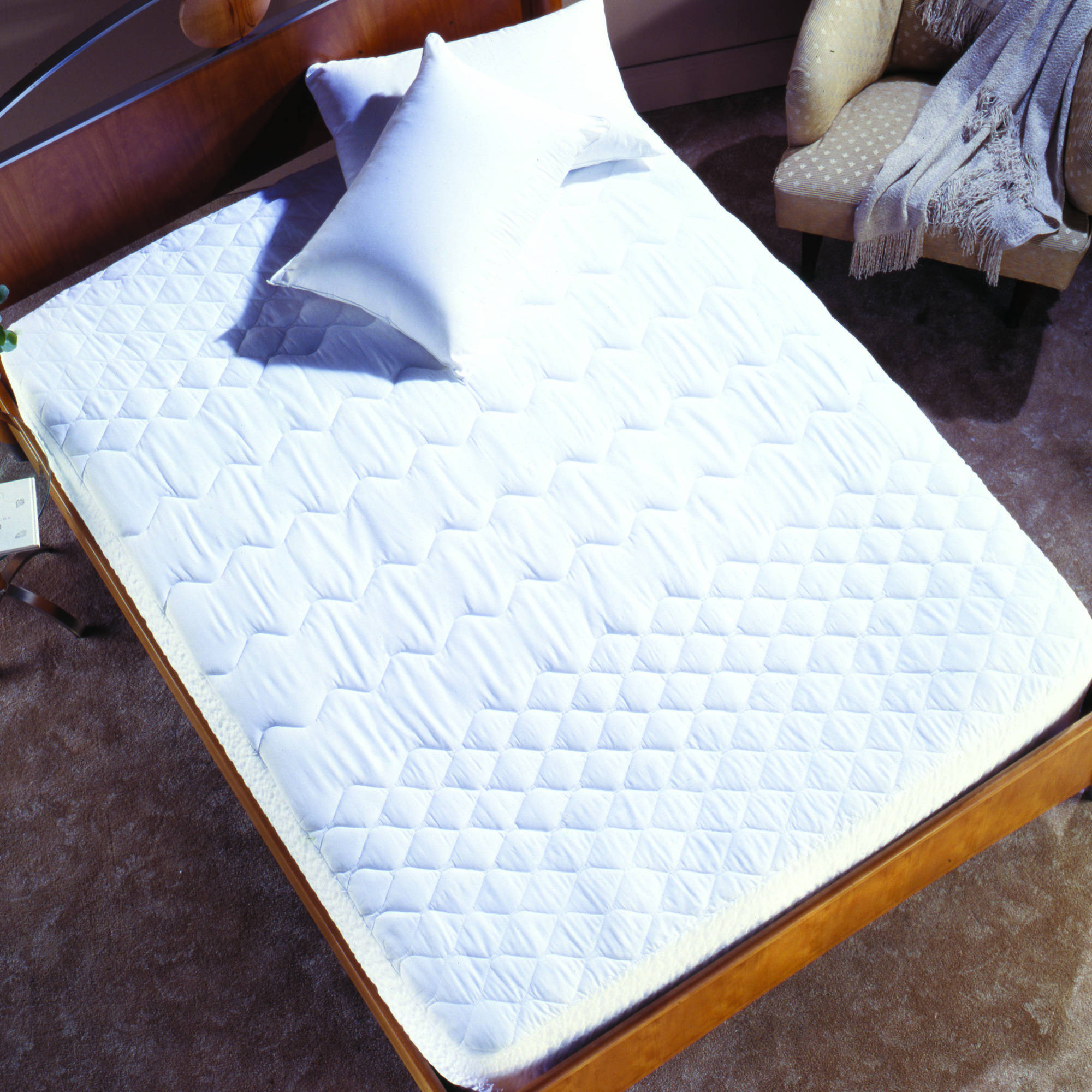 Beautyrest Tri-Zone Mattress Pads in Multiple Sizes