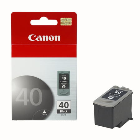 (Canon PG-40 Black Inkjet Print Cartridge)
