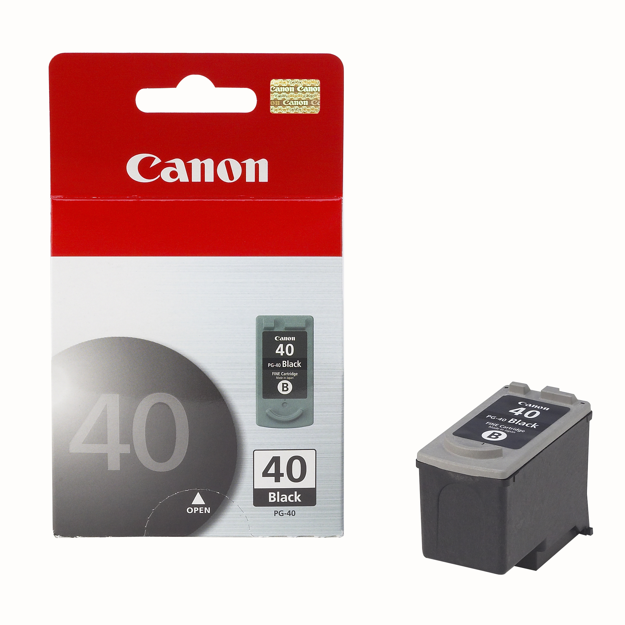 Canon PG-40 Black Inkjet Print Cartridge