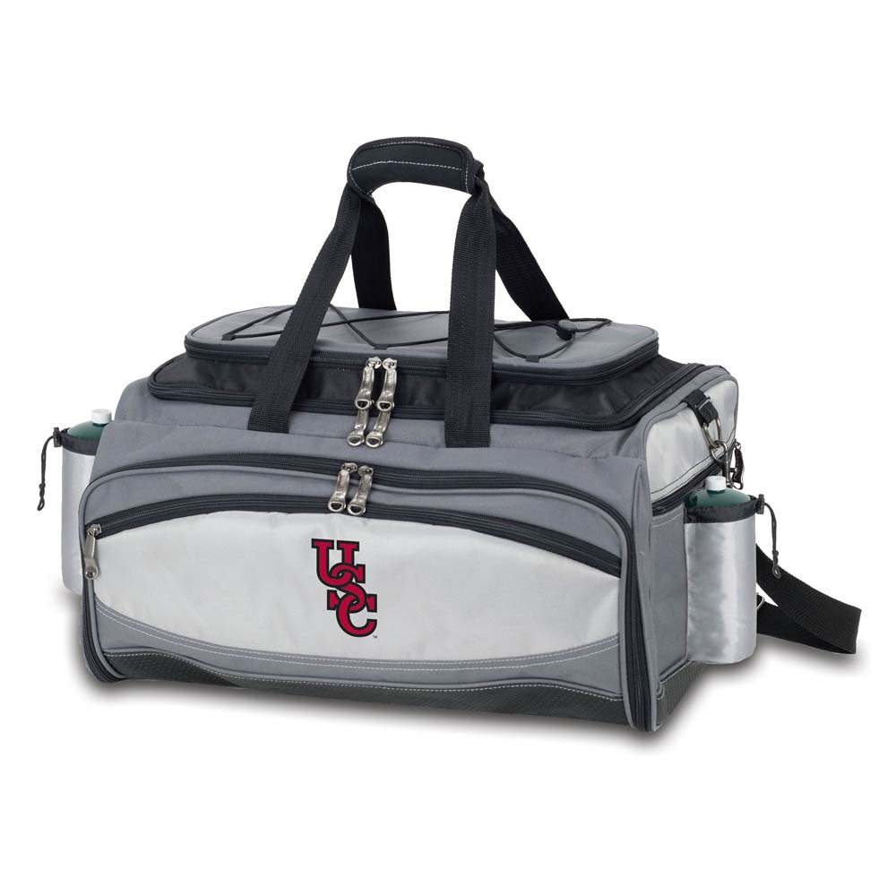 South Carolina Vulcan Embroidered Tailgate Cooler (Black)