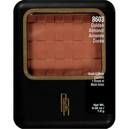 3 Pack - Black Radiance Pressed Powder, Golden Almond [8603] 0.28 oz