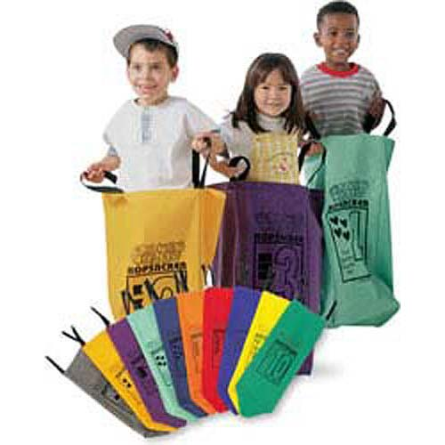 Let's Learn Education Potato Sacks - Set of 6