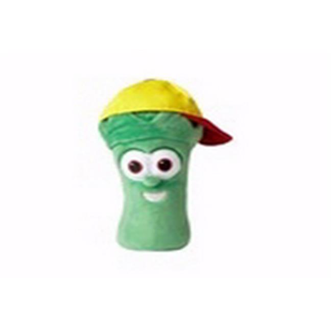 Anchor Distributors 177932 8 in. Veggie Tales Junior Asparagus Toy Plush by Anchor Distributors