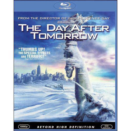 The Day After Tomorrow (Blu-ray) (Widescreen)