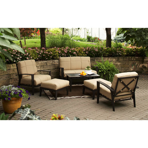Home Trends 6pc Urban Haven Ii Patio Set