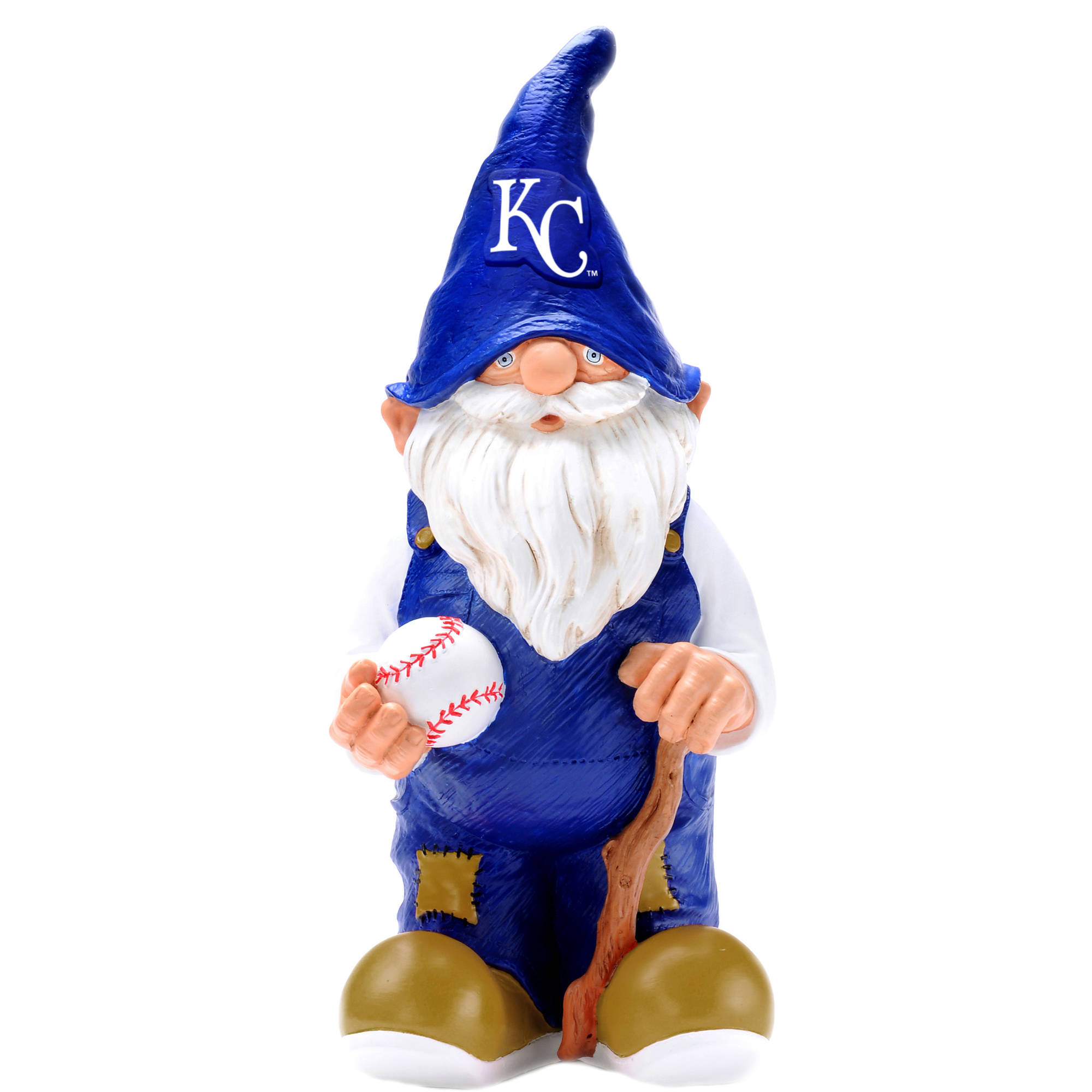 Forever Collectibles MLB Team Gnome, Kansas City Royals