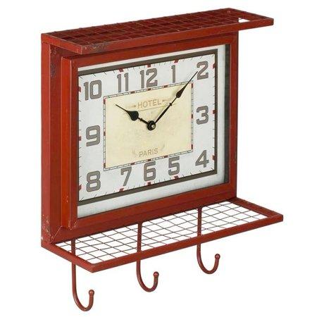Cooper Classics Bradley Wall Clock