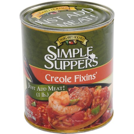Margaret Holmes Simple Suppers Creole Fixins  27 0 Oz
