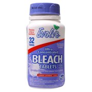 Evolve Ultra Concentrated Bleach Tablets, Summer Lavender Scent, 32 ct.