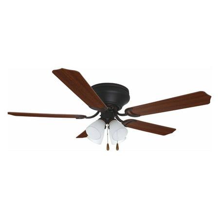Craftmade BRC52ORB5C Brilliante 52 in. Indoor Ceiling Fan - Oil Rubbed Bronze ()