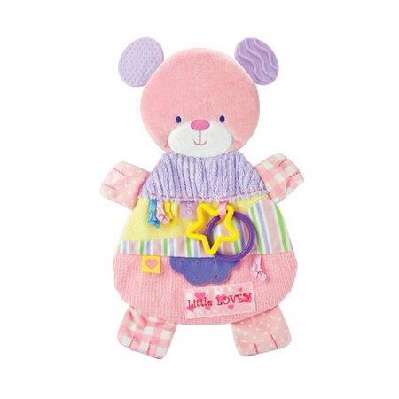 Kids Preferred Label Loveys LITTLE LOVEY BEAR TEETHER BLANKET