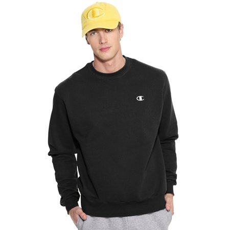 Champion - S2465 Authentic Eco Fleece Crewneck Sweatshirt - Walmart.com fd8c9db8efea