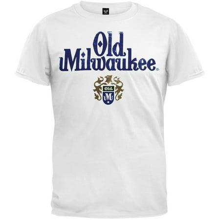 Old Milwaukee - Distress Logo T-Shirt