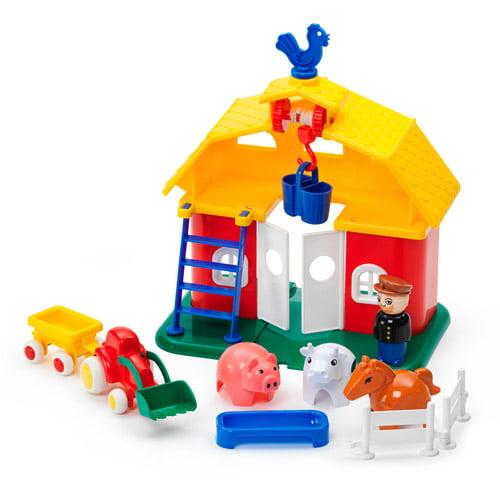 International Playthings Viking Farm Set