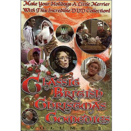 Classic British Christmas Comedies Volume 2 by TELAVISTA