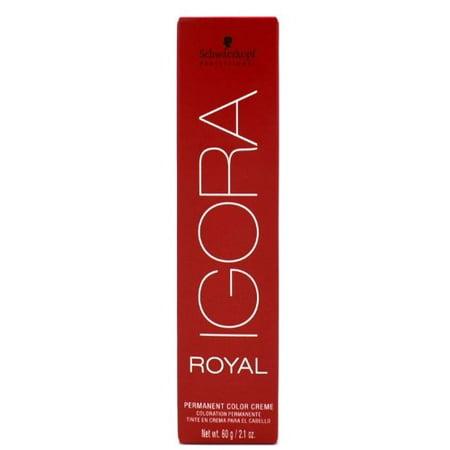 Schwarzkopf Professional Igora Royal Permanent Hair Color, 9.5-18, Rose, 60 Gram - image 1 de 1