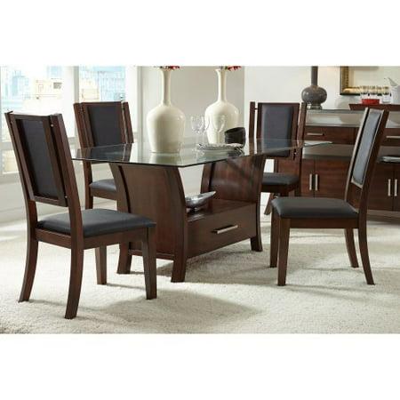 Progressive Furniture Avalon 5 Piece Dining Table Set