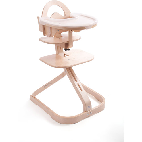 Svan Signet Complete High Chair, Natural