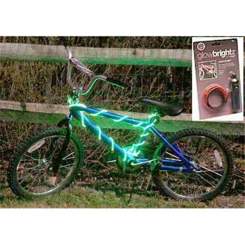 Bike Brightz L9998 AST Glow Brights Flexible Light Pack Of 6