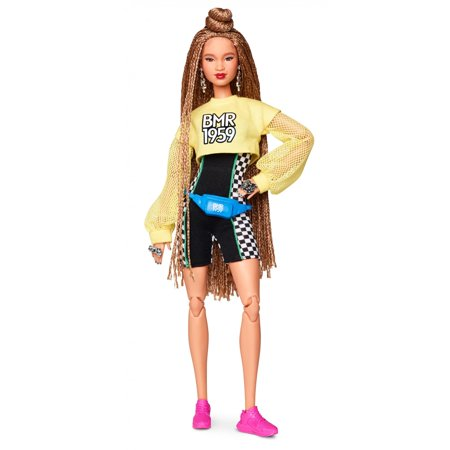 Barbie BMR1959 - Bike Shorts, Romper & Cropped Sweatshirt