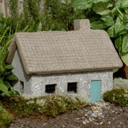 Gray Tabby Garden Cottage