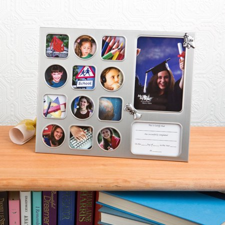 Fashion Craft School Days Collage Picture - Photo Frame Craft