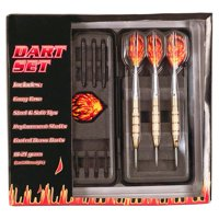 Flames 3-Pack Dart Set